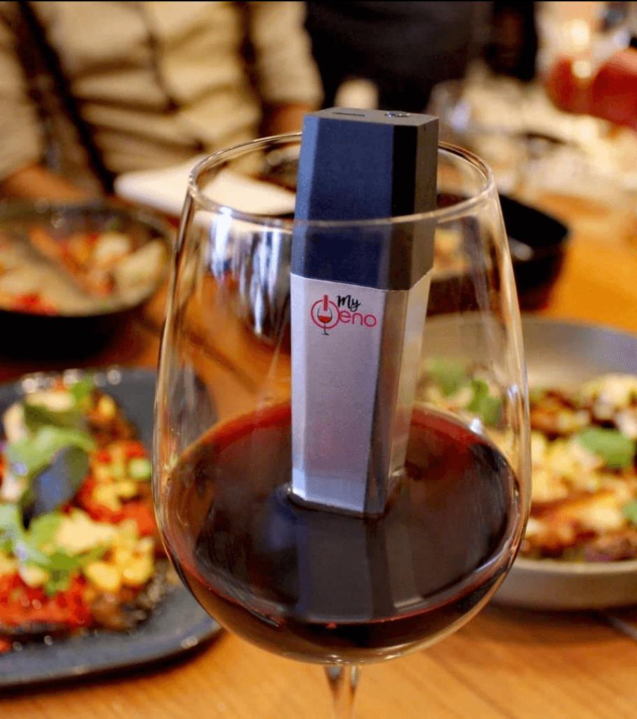 MyOeno работает только с красными винами