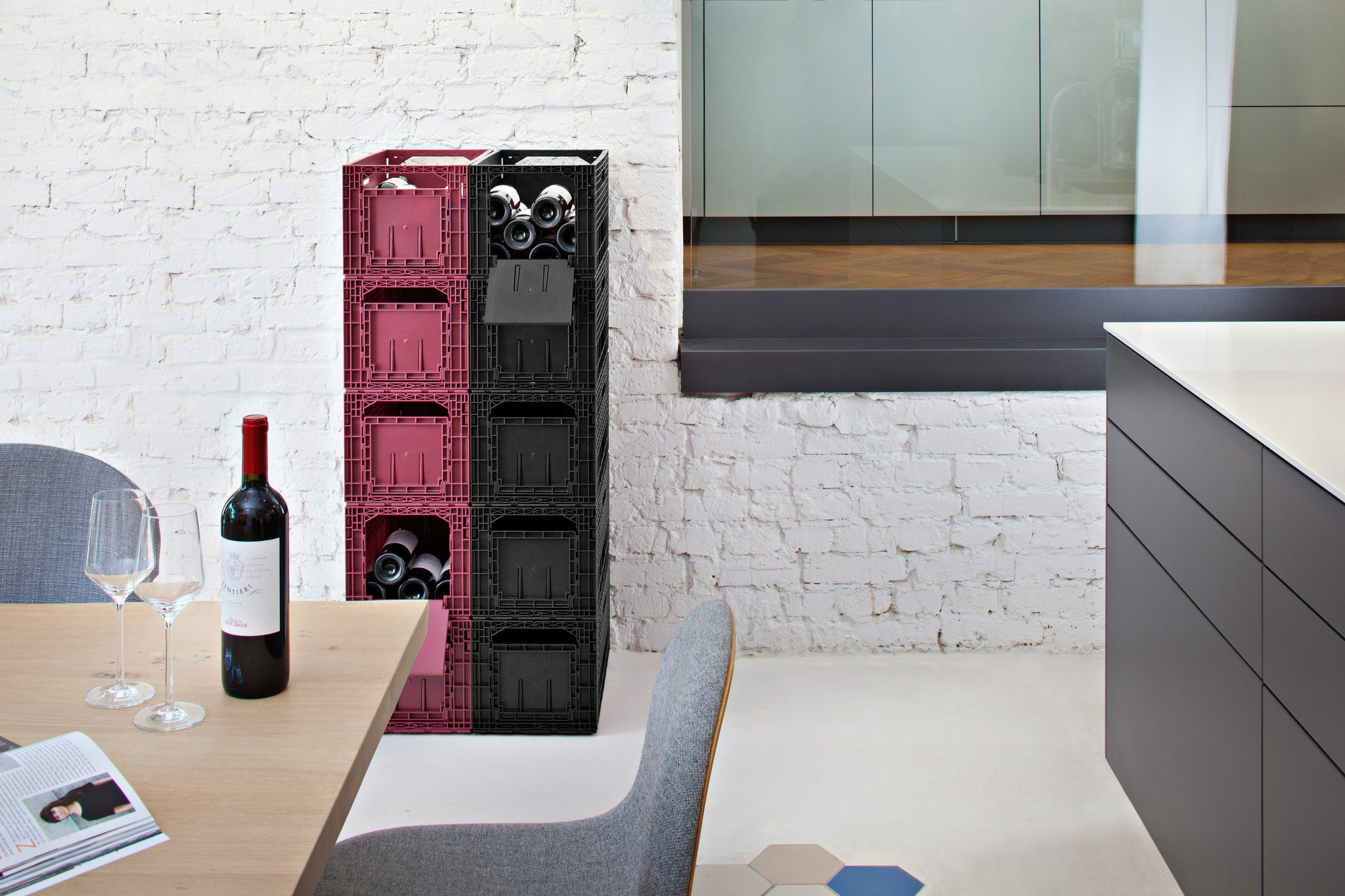 Isoco Winebox organaizer