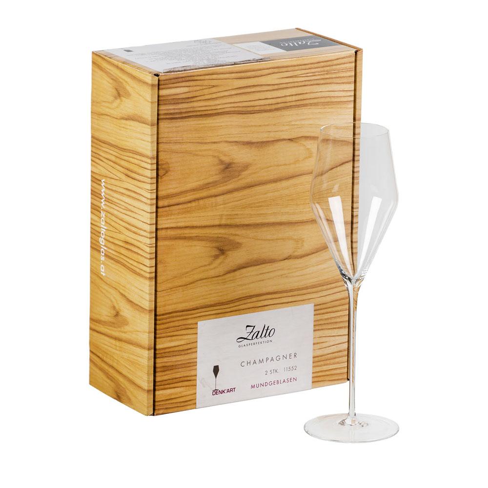 Бокалы Zalto Champagne 2шт.