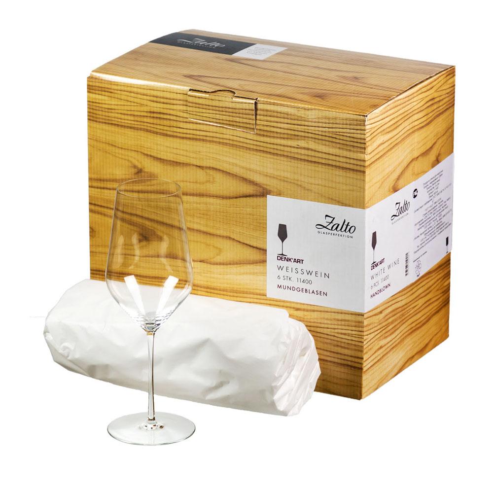 Бокалы Zalto White Wine 6шт.