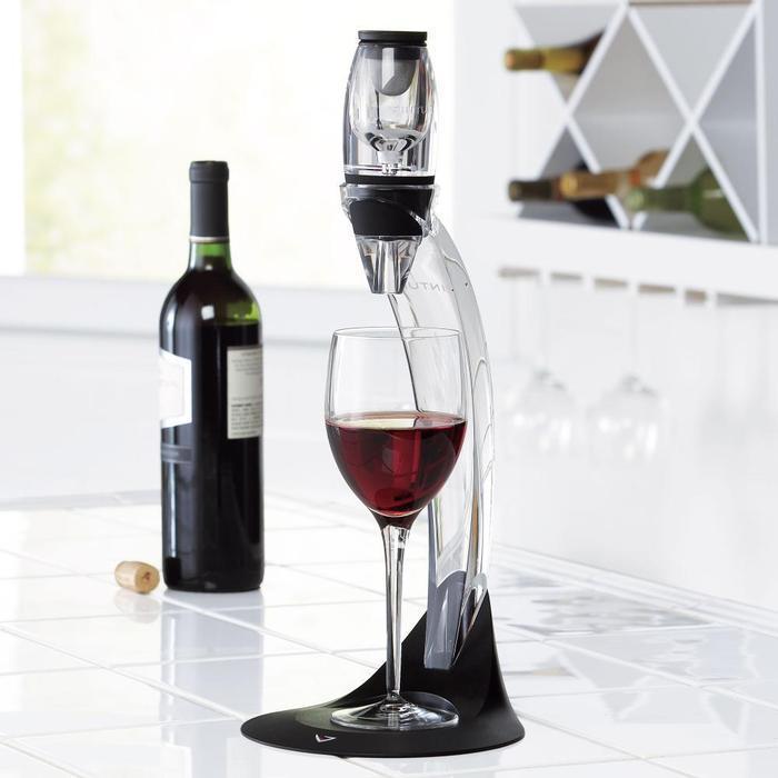 Как Vituri аэарирует вино
