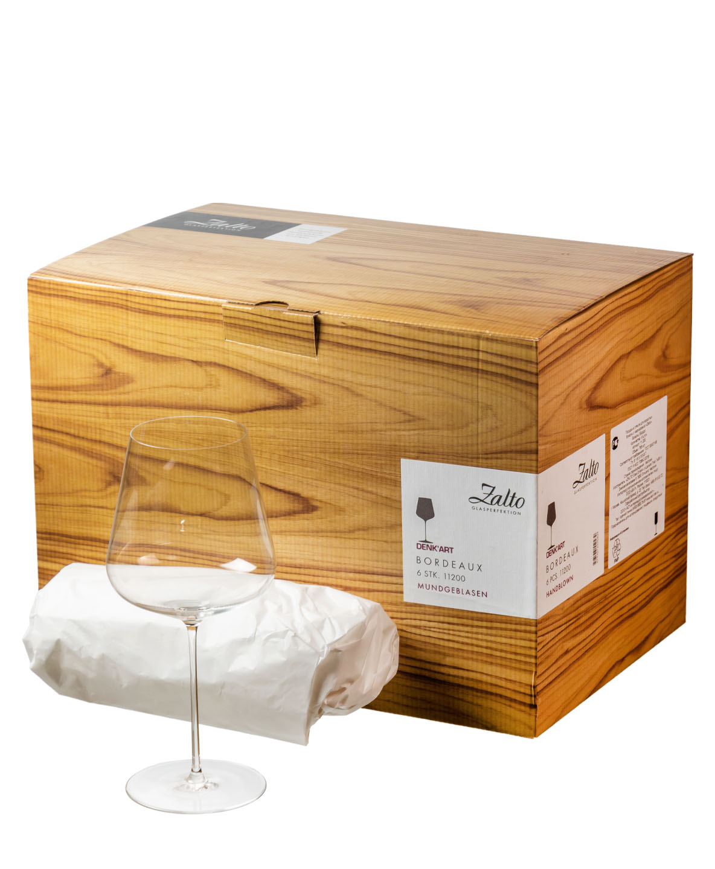 Бокалы Zalto Bordeaux 6шт.