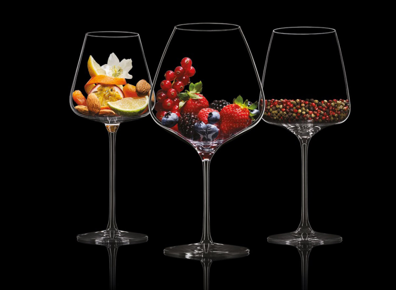 Ароматы - сердце вина
