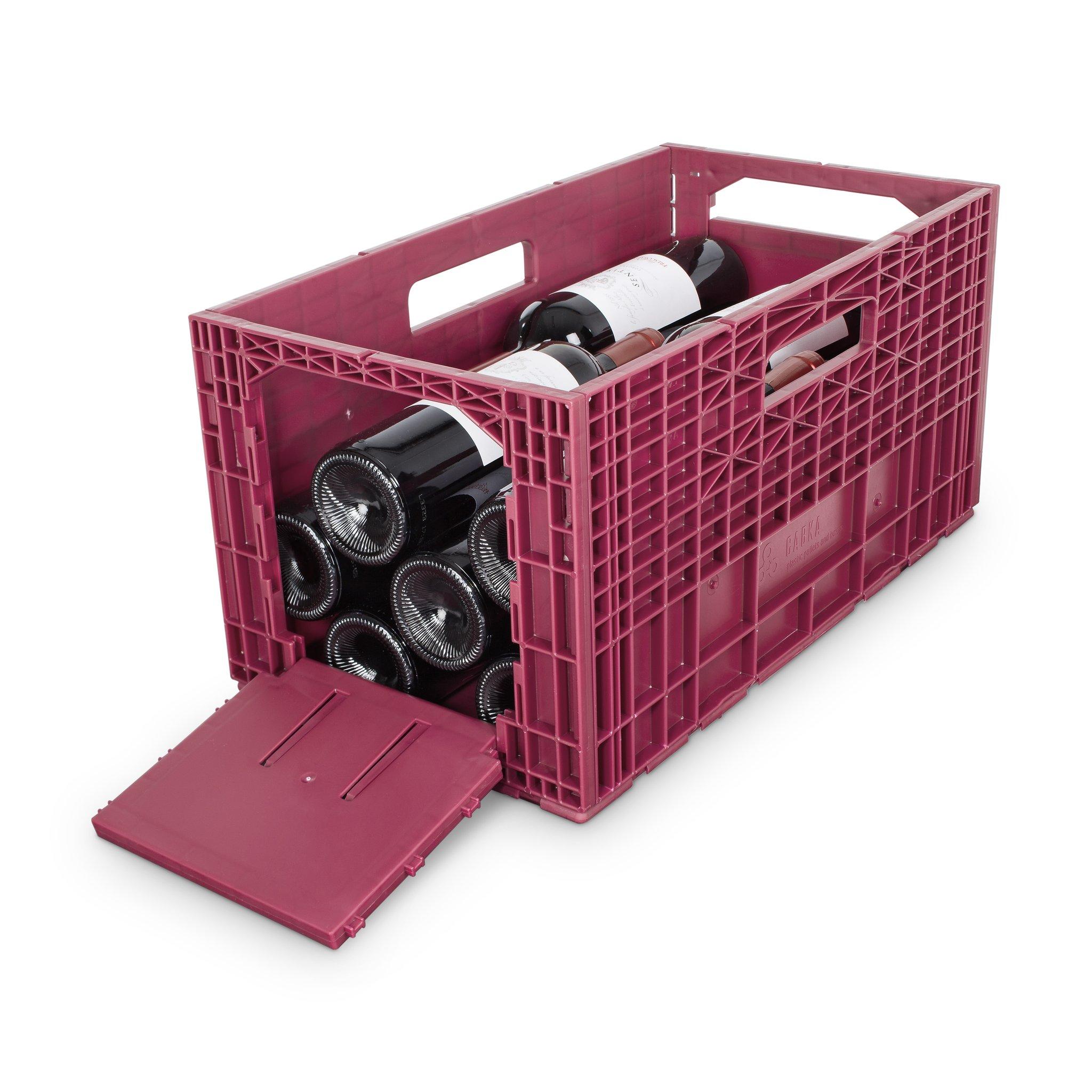 Isoco Winebox Red