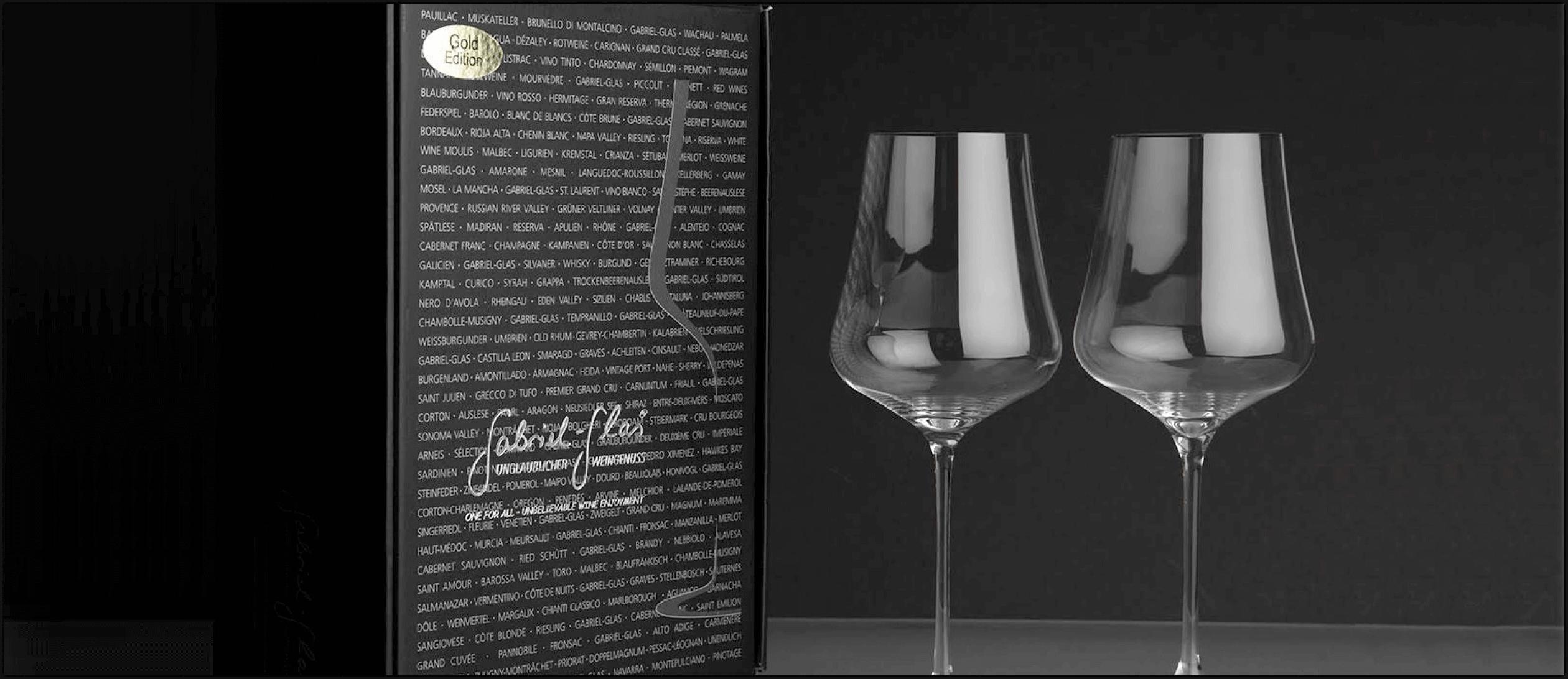 gabriel glas wine