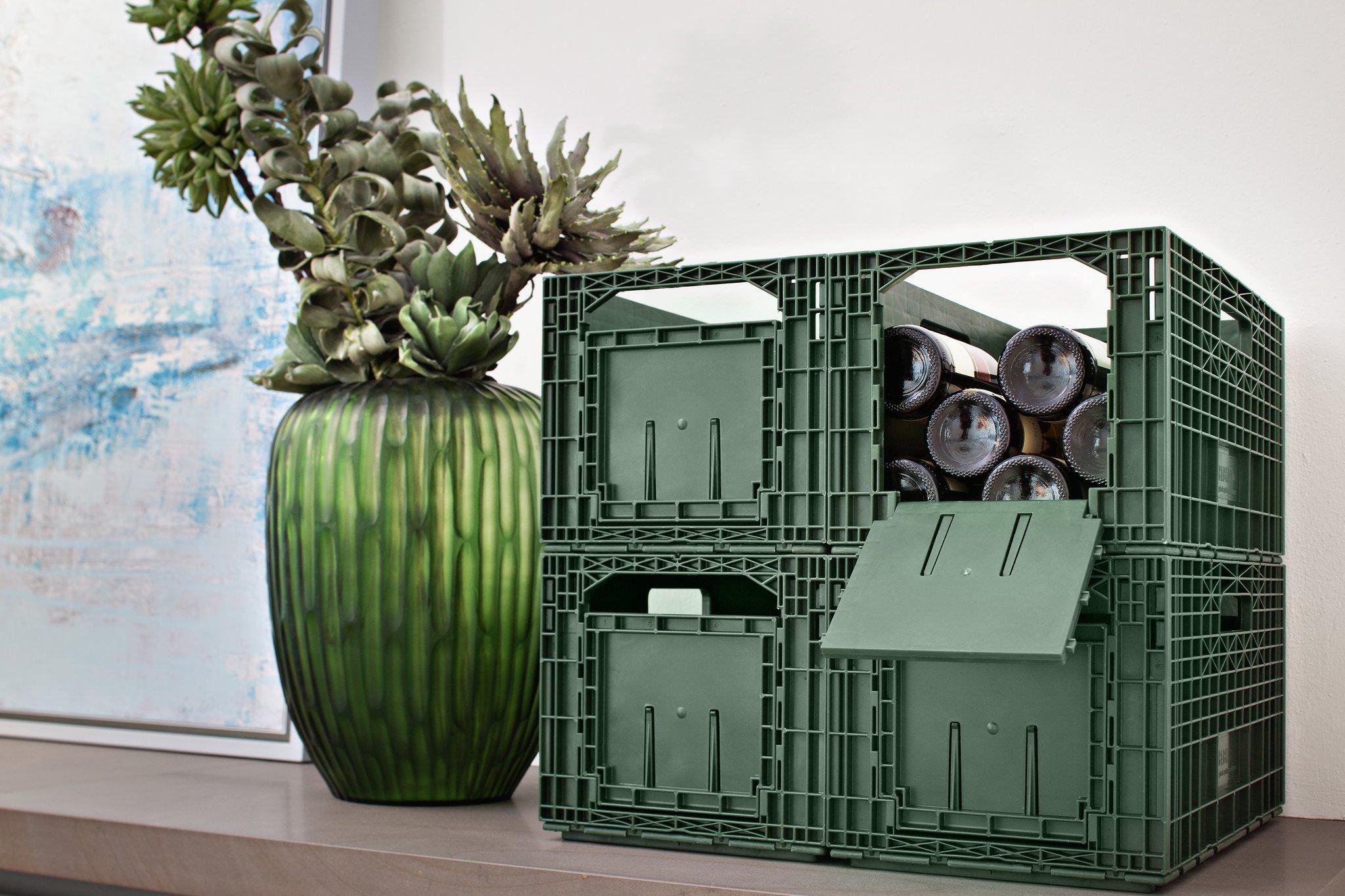 Isoco Winebox green