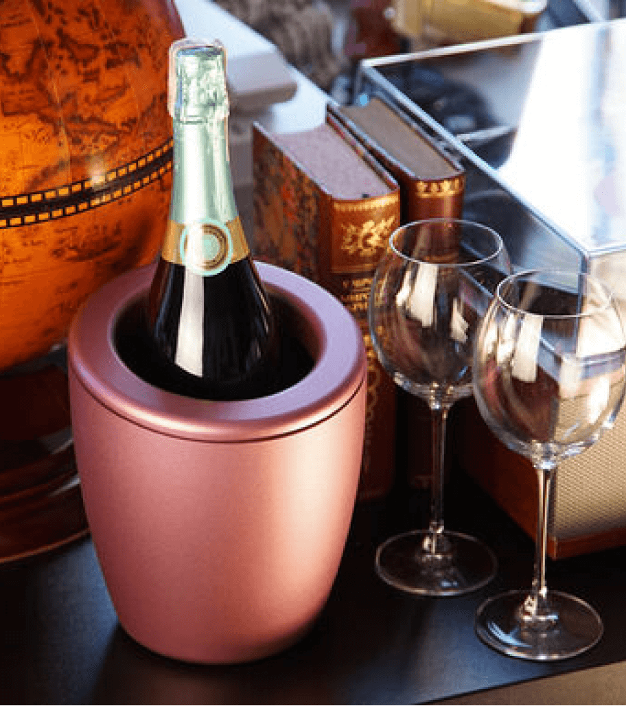 Wegg охлаждает шампанское