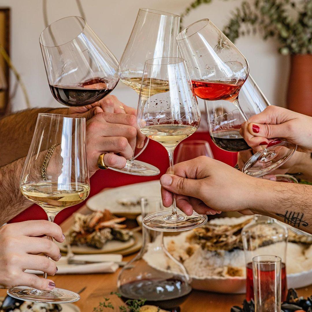 Grassl Glass - нейтральность раскрывающая суть вина
