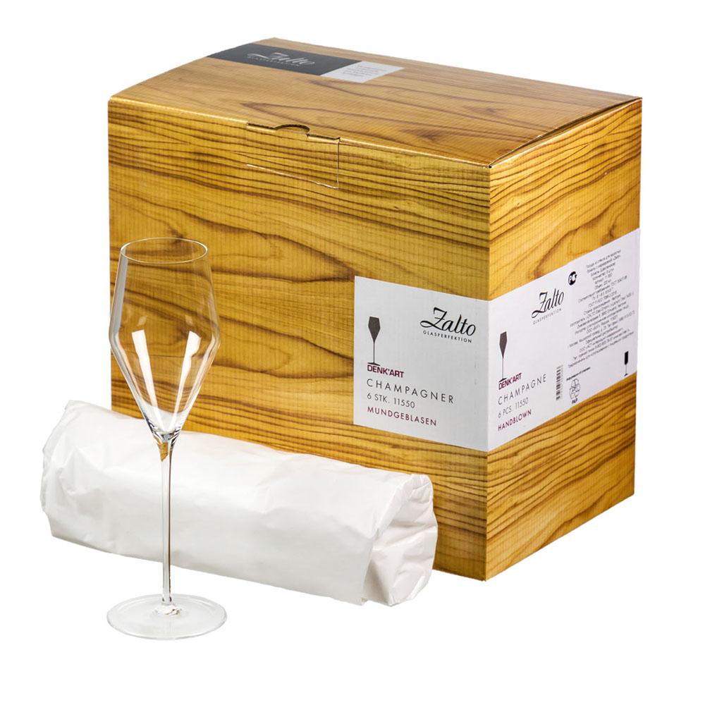 Бокалы Zalto Champagne