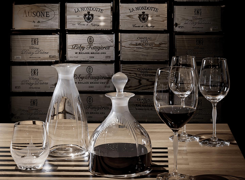 Коллекция 100 POINTS by James Suckling | Lalique