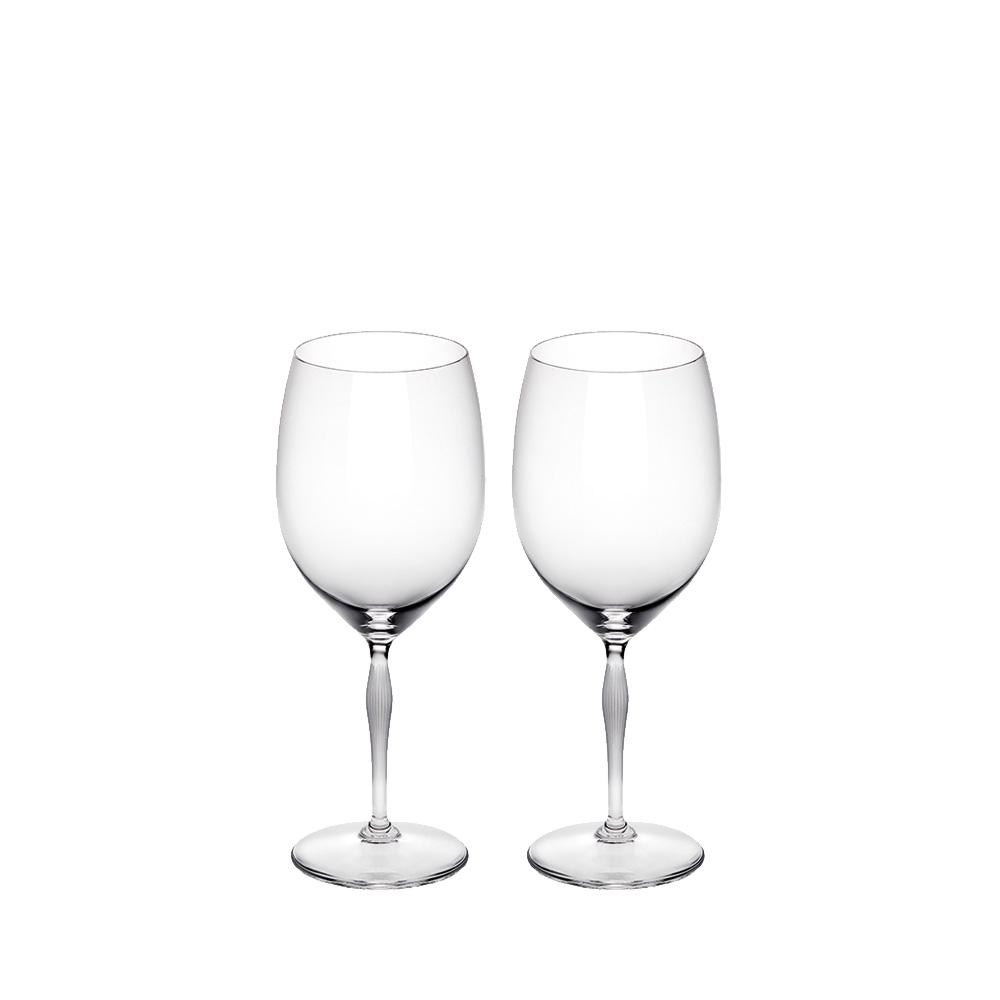 Бокалы для вина Lalique Bordeaux 2шт