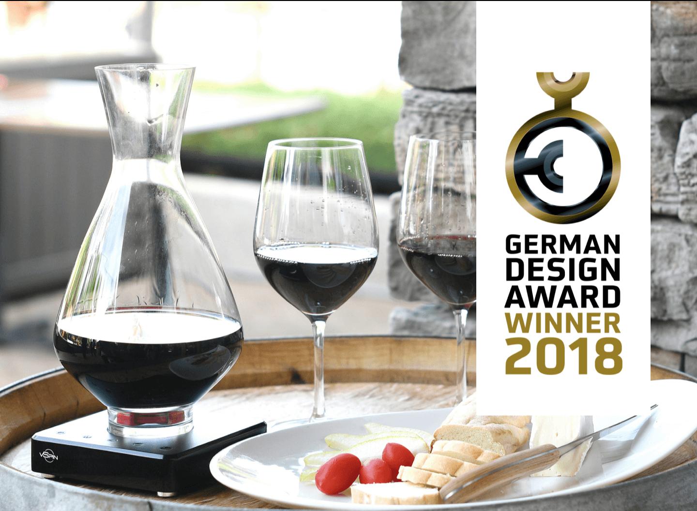 vSpin премия German Design Award 2018